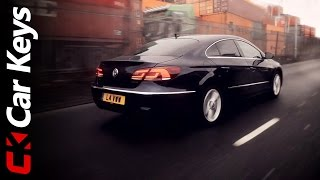 VW CC 2013 review - Car Keys