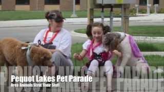 Pequot Lakes Pet Parade - Brainerd Dispatch, MN