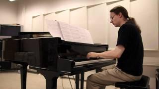 Jean Sibelius: Finlandia op. 26/7, piano arrangement