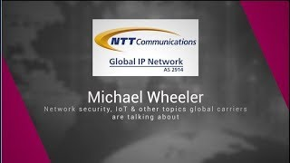 Capacity TV: Michael Wheeler on Topics Global Carriers are Talking About