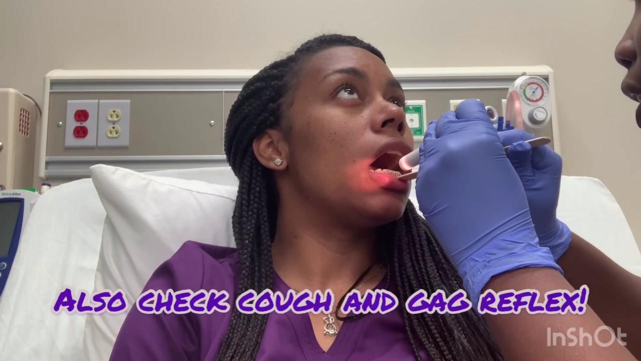 Nursing II Head to Toe Assessment - YouTube