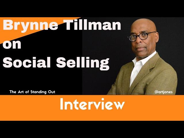 Brynne Tillman - Social Selling