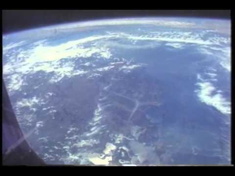 Space Shuttle Over Greece, Turkey, & Aegean Sea