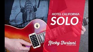 Hotel California GUITAR SOLO aula de guitarra.mp3
