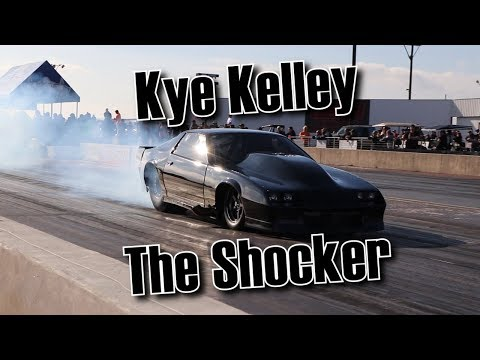 Winter Meltdown 2: Kye Kelley in The Shocker