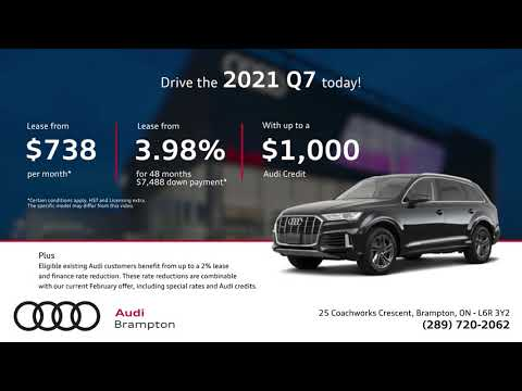 Audi Offers in