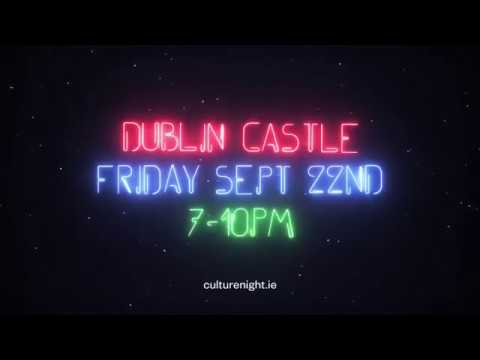 RTÉ at Culture Night 2017