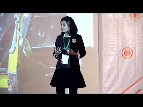 Slum Kids : The use and throw sales of International NGOs | Chandni Khan | TEDxYouth@DPSRKPuram
