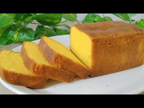 Tea Cake Recipe   How to make Tea Time Cake at home