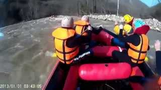 Melenci Rafting Videoları, Melen Çayı Rafting