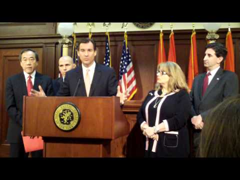 Press Conference to Announce Nassau County Lease with Lighthouse Project 10/01/09 part 4