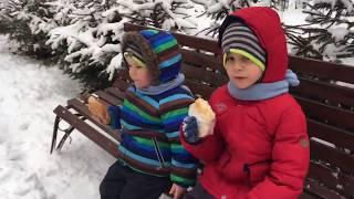 КАТОК парк СОКОЛЬНИКИ зима 2017 - 2018  КУДА ПОЙТИ С РЕБЕНКОМ МОСКВА