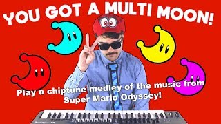 A-Bit of Super Mario Odyssey