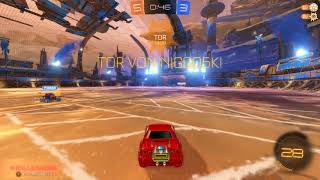 Rocket League - Auto als Rammbock