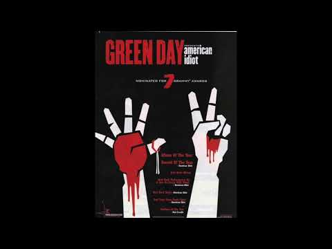 Green Day w/ American Idiot cast- Jesus of Suburbia