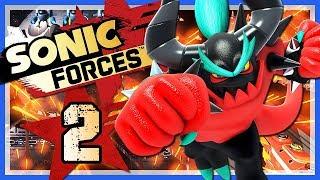 SONIC FORCES # 02 ✊ Death Egg-Rettungsmission für Sonic! [HD60] Let's Play Sonic Forces