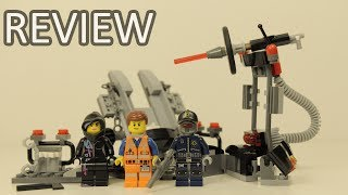 The LEGO Movie 70801 Melting Room Review