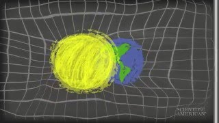 Gravitational Waves Are The Ringing Of Space-Time