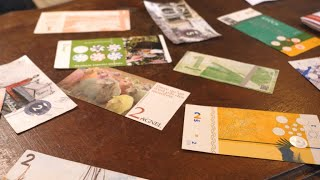 Cashing in on local French currencies