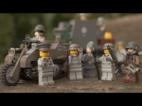 Обзор Посылки из Китая: Немецкие солдаты