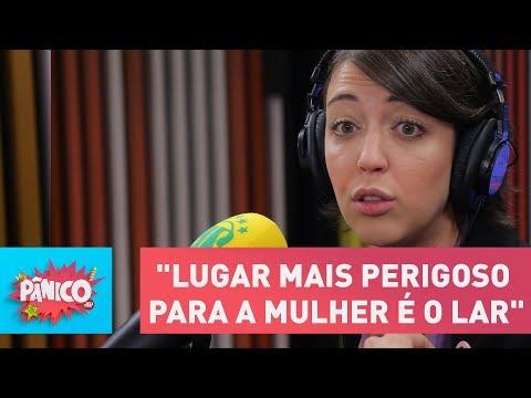 """""""Lugar mais perigoso para a mulher é o lar"""", diz advogada-ativista"""
