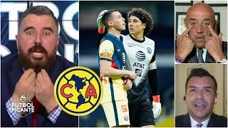 ¿Qué dijo Álvaro Morales de la eliminación del América? Chelís y Jared reaccionan | Futbol Picante