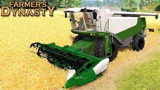 Żniwa rzepaku - Farmer's Dynasty  | #10