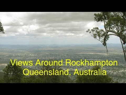 Views around Rockhampton, Queensland 2016