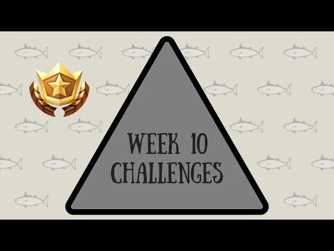 WEEK 10 CHALLENGES | VEHICLE TIME TRIALS & SECRET BANNER | S6
