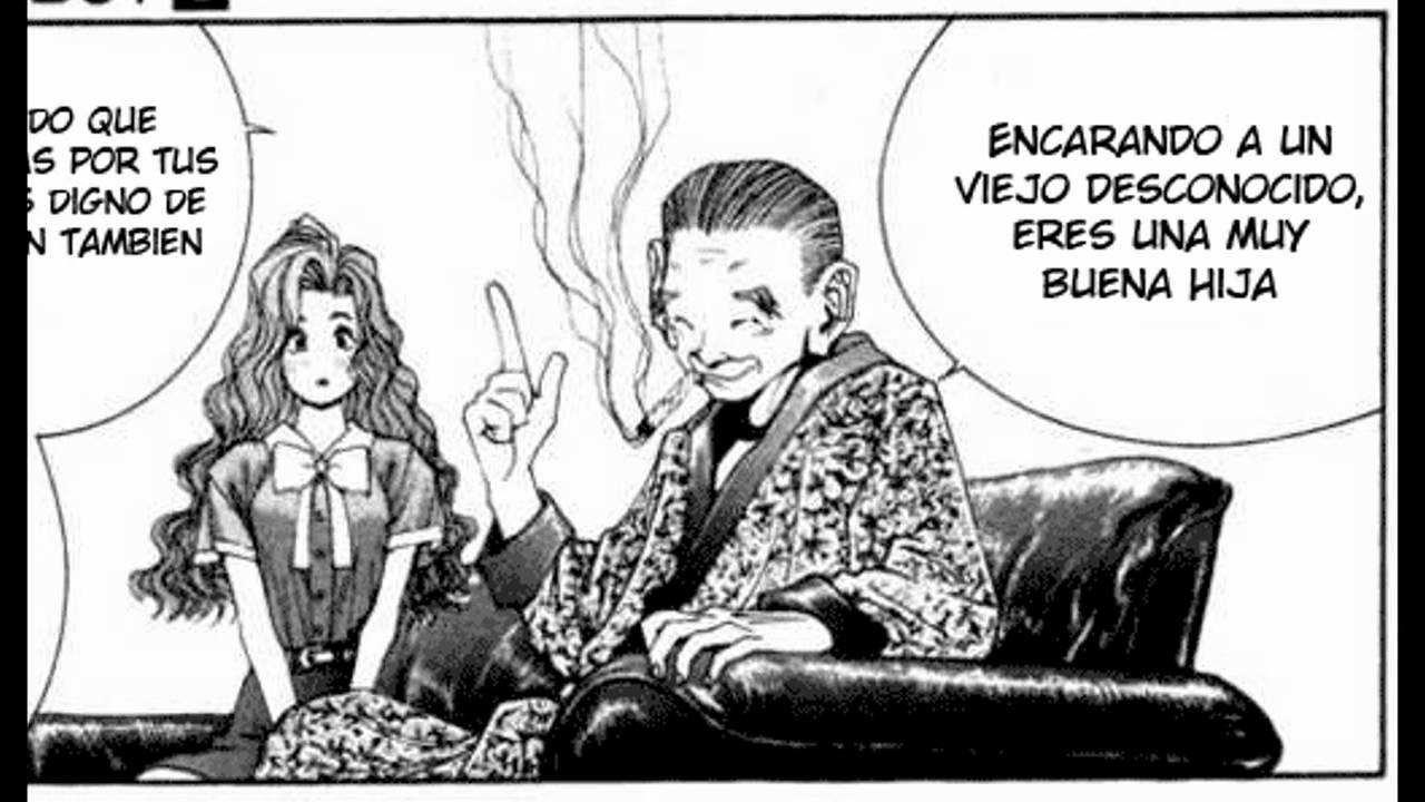 Golden boy manga 11