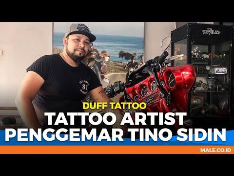 duff-tattoo:-tattoo-tak-lagi-tabu,-tapi-bagian-dari-gaya-hidup