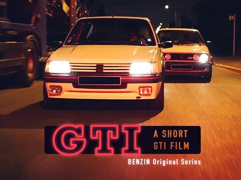 GTI - A short Peugeot 205 GTI vs Golf GTI story [Benzin Original Series]