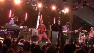 The Whitest Boy Alive - Golden Cage (live Coachella)