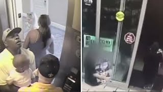 Watch Adults Allegedly Use Kids to Steal In Two Different Scenarios