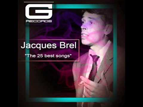 """Jacques Brel """"The 25 best songs"""" GR 017/16 (Official Compilation)"""