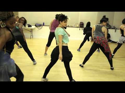 Khia   My Neck My Back Explicit Dancehall Funk Choreography
