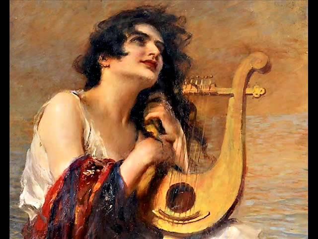 ❤♫ 莫扎特 - C大調長笛與豎琴協奏曲K.299, 第二樂章:小行板