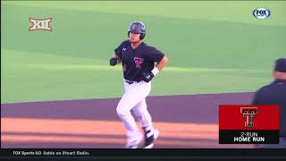 Texas vs Texas Tech Baseball Highlights - May 4