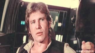 Han Solo & Leia Organa - Skinny Love