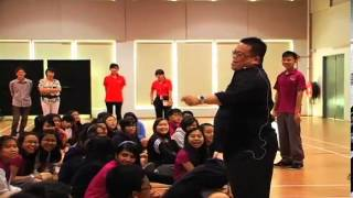 PORTMAN College Motivational Talks Road Tour 2013 - Sri Emas International School