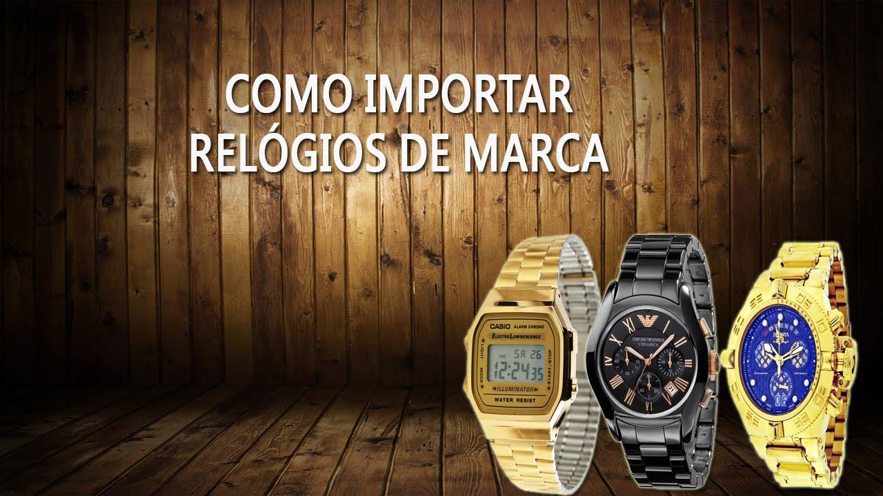 b969c60e904d7 Como Importar Réplicas de Relógios de Marca - Completo (HD) - YouTube