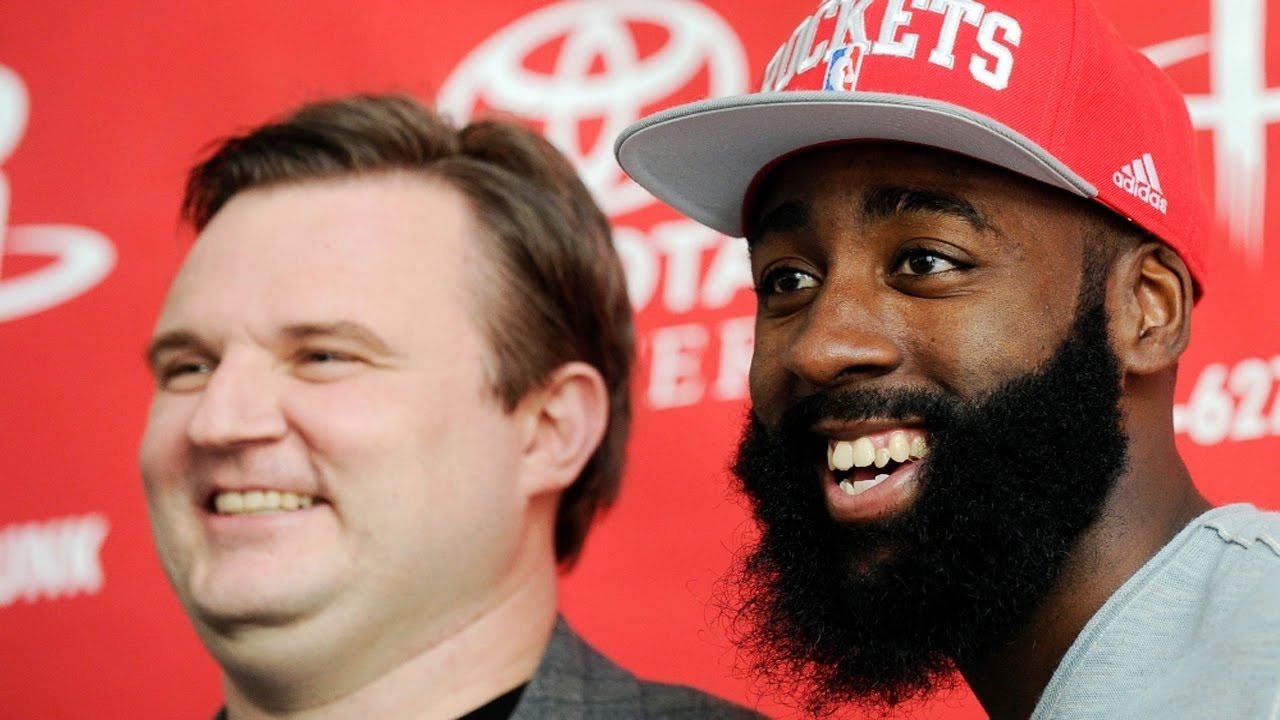 Are The Houston Rocket's About to trade James Harden?