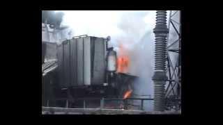 Terrorists Sabotage Ferroalloys Plant in Luhansk Region