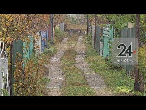 В Нижнекамске на дачах орудует банда цыган