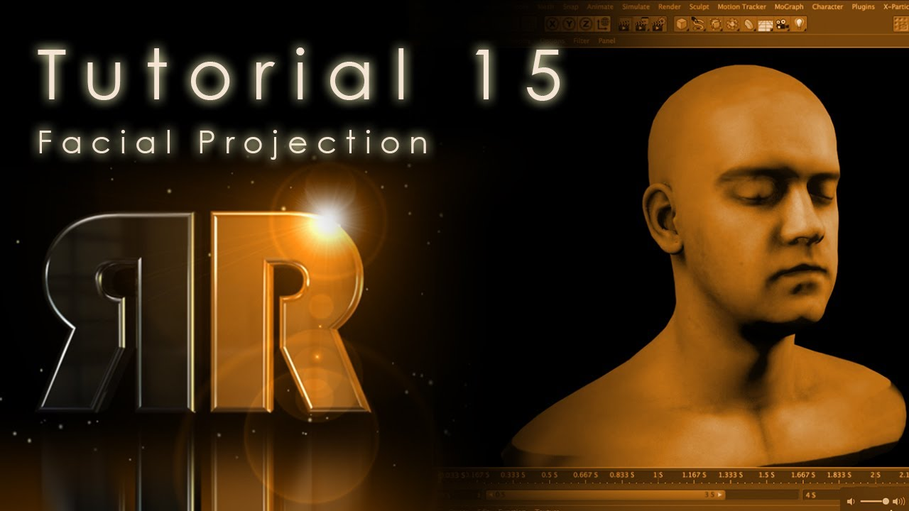 Tutorial 15 | Facial Projection