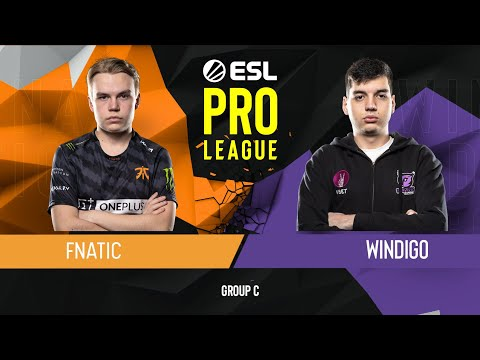 CS:GO - Fnatic vs. Windigo Gaming [Nuke] Map 3 - Group C - ESL Pro League Season 9 Europe