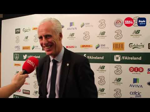 Mick McCarthy | A happy Mick on how he'll bring positivity to Ireland