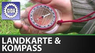 GIDA - Landkarte & Kompass - Sachunterricht - Schulfilm - DVD (Trailer)