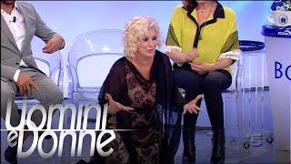Uomini e Donne, Trono Over - Gemma e Tina si scontrano
