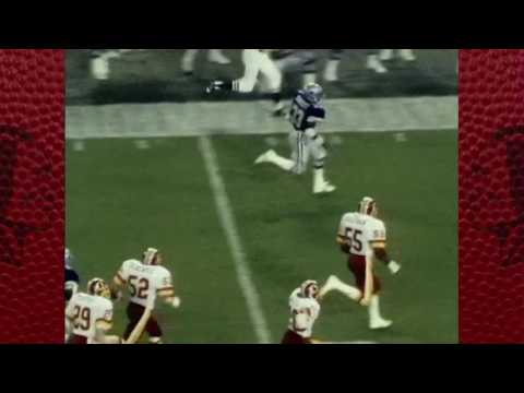 Darrell Green Catches Tony Dorsett MUST WATCH